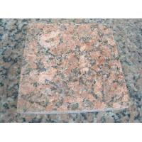 China Nature Red Granite Stone Tiles / Granite Tiles For Bathroom Floor wholesale