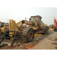 China Used 16G Cat Motor grader for sale wholesale