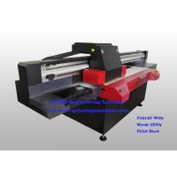 China High Performance Flatbed Wide Format UV Printer For Laptop Decoration , Ricoh GEN5 Print Head wholesale