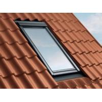 China From China factory aluminum frame with glass panel residential flat roof window wholesale