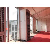 China Packaged 15HP 12 Ton Tent Air Conditioner High Temperature Resistant For Wedding Halls wholesale