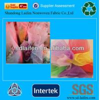 China Beautiful light weight eco-friendly nonwoven fabric for flower packaging material wholesale