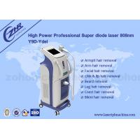 China 10 Million Shots Hair Removing Laser Machine Painless High Effective wholesale