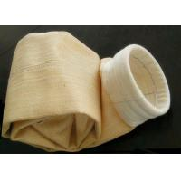 China High temperature aramid / nomex filter needle filter fabric cloth for dust filtration on sale