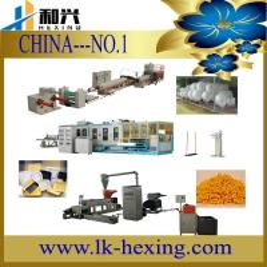 China PS Foam Tray vacuum Forming Machine wholesale