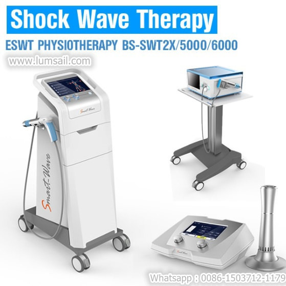 Quality Physiotherapy Shockwave Therapy Machine , Shockwave Therapy For Kidney Stones for sale