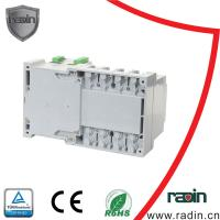 China Control Panel Automatic Transfer Switch Change Over 50/60Hz ODM Available wholesale