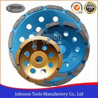 China Single Row Diamond single row cup wheel for grinding stone and concrete 105-180mm SGW wholesale