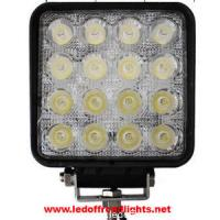 Buy cheap 35W IP68 waterproof LED work light, led lights for trucks from wholesalers