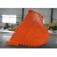 China Hitachi EX1900 Excavator 10 CBM Hardox450 Rock Bucket wholesale