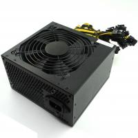 Buy cheap 1100W Power Supply Unit 1.55KG Net Weight Support  1070 580 GPU For Mining Machine from wholesalers