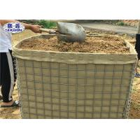 China MIL 11 Hesco Barrier Wall Morden Assembled Security SASO Certification wholesale