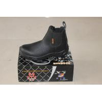 China High quality PU leather shoe,work shoes,safety boots for industrial work place wholesale