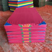 China Early education software equipment cheap gymnastics mats made in Hebei China  Customized color on sale