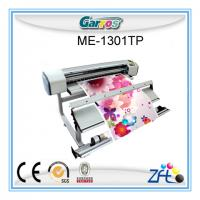 China high quality 1.3 meters roll to roll sublimation textile printer/printing machine on sale
