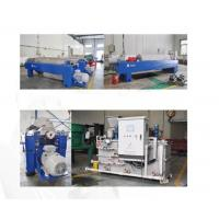 China 23 Cooking Waste Oil Solid Bowl Decanter Centrifuge 2/3 Phase Separation wholesale