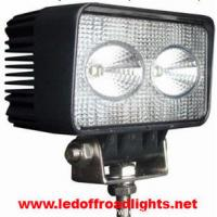 Buy cheap 20W IP68 waterproof LED work light, led truck lights from wholesalers