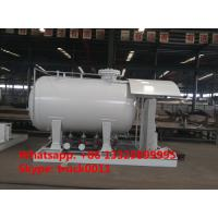 China CLW Brand 10cbm, 20cbm lpg cylindder filling plant,best price mobile lpg gas bottling skid station two scales for sale on sale