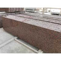China Smooth Cut To Size Natural Stone And Tile G562 Maple Red Granite Slab wholesale