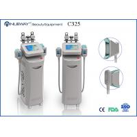 China Multifunctional Silver Cavitation RF Cryolipolysis Slimming Machine CoolSculpting Fat Removal wholesale