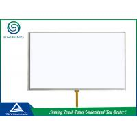 China LCD Module 4 Wire Resistive Touch Panel Capacitive With Double Layers wholesale