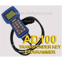 China Clears Fault Codes Componenet Actuation Reads Immobiliser ECU ID's AD100 Car Key Programer wholesale