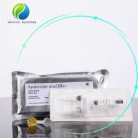 Buy cheap OEM ODM supply dermal filler For face beauty Hyaluronic Acid Injection Filler 1ml 2ml from wholesalers