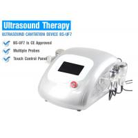 China Ultrasonic Cavitation Body Slimming Machine With Red LED Vacuum RF For Cellulite Removal on sale
