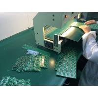 China Printed Circuit Board PCB Depaneling Machine With Adjustable Blade Moving Speed wholesale