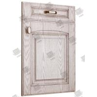 China Waterproof MDF Swing Wooden Moulded Doors PVC Coated Films Architraves wholesale