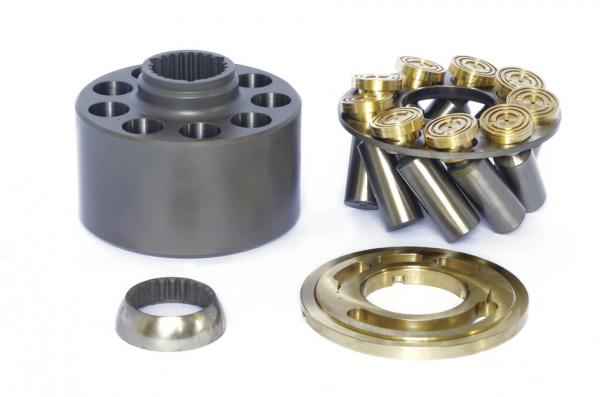 excavator hydraulic parts images.
