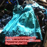 China second hand good quality used clothes/clothing in bulk wholesale on sale