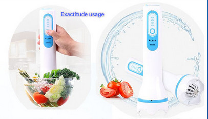 Sub Health Analyzer Ultrasonic Ozone Water Cleaner Relieve Heavy Metal Cleaner Health Product