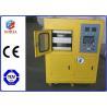 China 25 Tons Rubber Processing Machine PLC Automatic Control Laboratory Rubber Vulcanizing Press Machine wholesale
