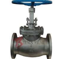 China DSS Duplex Stainless Steel Globe Valve A995 4A Industrial Stop Valve 8 Inch 150LB wholesale