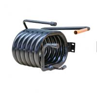 China Air Cooled Chiller Coaxial Heat Exchanger -50~150℃ Working Temperature Range wholesale