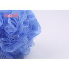 China Kid / Adults Back Shower Bath Sponge Exfoliating PE Material Ball Shape wholesale