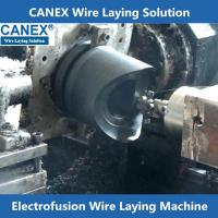 Electrofusion Fitting Wire Laying Machine - electrofusion saddle wire laying