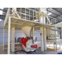 Quality Wood Pellet Line , Wood Pellet Maker With HKJ45M , 1.5ton/Hour - 2ton/Hour for sale