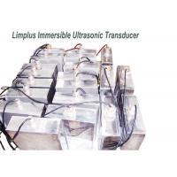 2000W Customized Submersible Ultrasonic Cleaner For Industrial cleaning , Adjustable Power