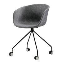China Modern Ergonomic Executive Office Chair , Commercial Plastic Rolling Chair on sale