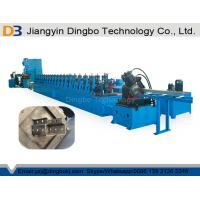 China Warehouse Back Pallet Rack Roll Forming Machine Line For Storage Upright Systems on sale