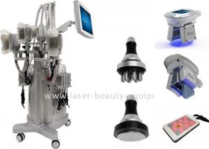 China Body Shaping 2Mhz Cellulite Lipo Laser Slimming Machine on sale