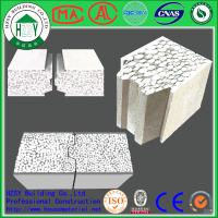 China HZSY 100mm Building Precast Concrete Wall Panels , Internal External precast wall panels wholesale