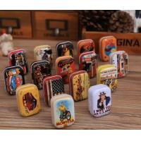 China Men Extended Pleasure Condoms For Anniversary Gifts , Vintage Condom Tins wholesale