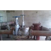 "China 1/4"" ~2"" Cast Steel Gate Valve With Two Piece Self Aligning Packing Gland wholesale"
