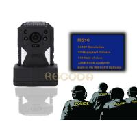 China M510 4G / 3G GPS Wearable Video Camera Support On Live Monitoring on sale