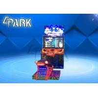 China 450W Professional Race Car Arcade Machine Coin Operated For Adult Game Center wholesale