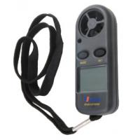 China Anemometer SP-0816 with wind speed & temperature measurement, wind chill indication wholesale