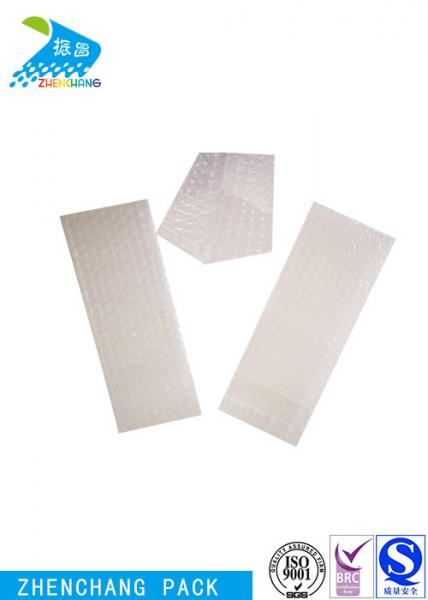 Quality Custom Transparent Poly Bubble Plastic Bags Small Bubble Wrap Envelopes for sale
